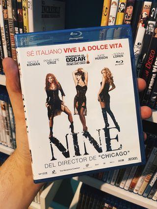 Nine Bluray