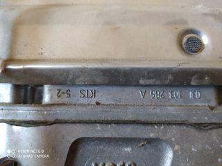 motor 1.9 TDI 105cv, motor inyector bomba