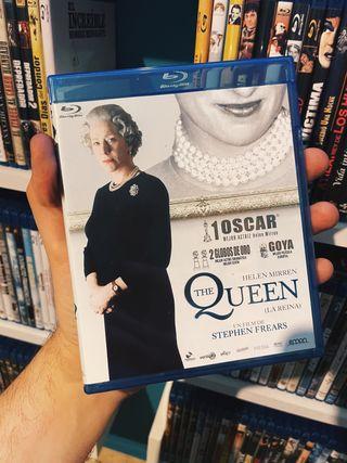 The Queen Bluray