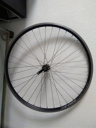 "Llanta delantera bicicleta de 26"""