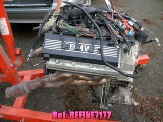 REFINE7177 Motor Bmw V8 5er E39 7er E38 X5