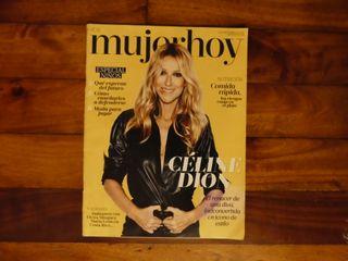 Revista mujer hoy Celine Dion