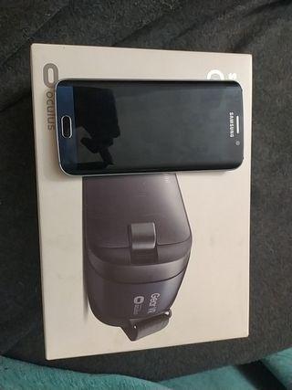 Samsung S6 Edge + Gear VR