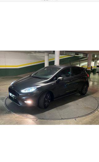 "KM0"" Ford Fiesta st-line 125CV híbrido 02/21 #LMS"