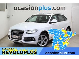 Audi Q5 Ambition plus 2.0 TDI quattro 130 kW (177 CV) S tronic