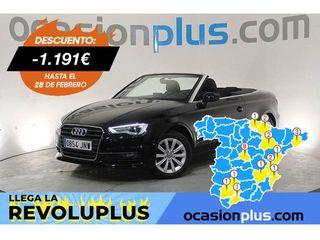 Audi A3 Cabrio Attraction 1.6 TDI CD 81 kW (110 CV)