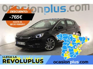 Opel Astra 1.6 CDTI Excellence 100 kW (136 CV)