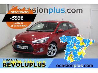 Hyundai i20 1.4 MPI Tecno 74 kW (100 CV)