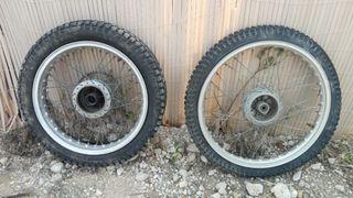 ruedas montesa cota 74