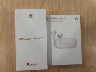 Huawei P40 Lite 5G, Se regala Freebus 3i