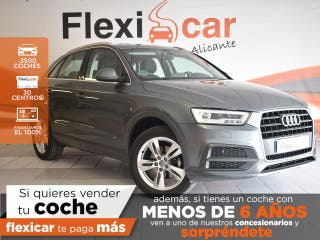 Audi Q3 Design edition 1.4 TFSI 110kW ultra CoD