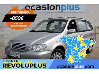 Kia Carnival 2.5 V6 EX 7 Plazas 110 kW (150 CV)