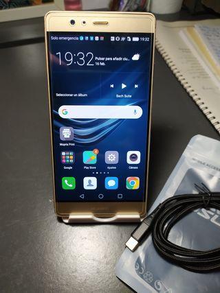 HUAWEI P9 Plus 4GB/64GB Dorado y plateado