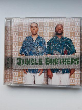 Cd Jungle Brothers rap hip hop usa