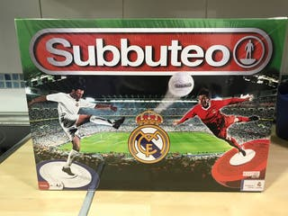 Subbuteo oficial Real Madrid