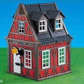 Playmobil: casa medieval SIN ABRIR