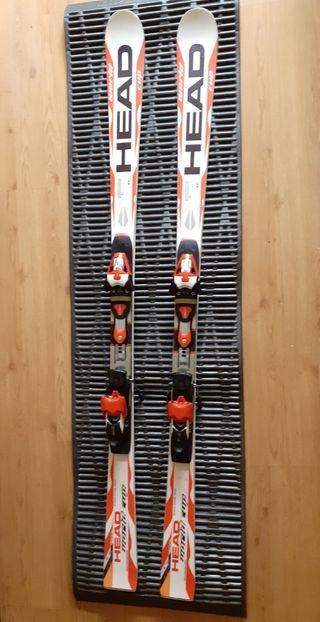 Esquí alpino Head World Cup