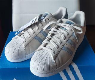Adidas Superstar Originals piel