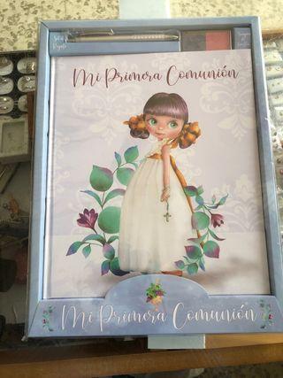 Libro e comunión