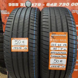 Neumaticos 225 45 18 95Y XL Bridgestone. Ref 19518