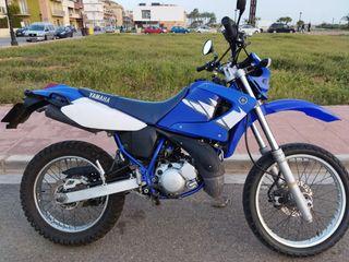 Yamaha DT 125re 10/2005
