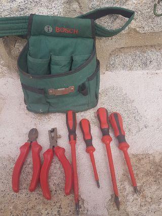 bolso herramientas Bosch