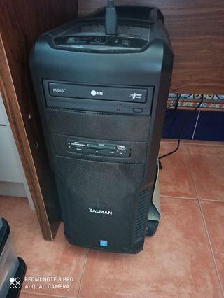 ordenador de sobremesa procesador Core i3