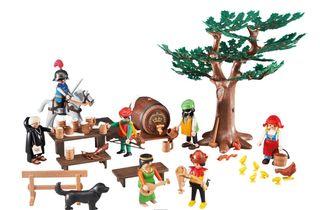 Playmobil: Fiesta medieval SIN ABRIR