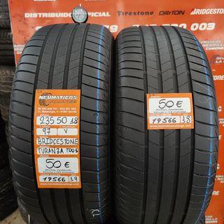 Neumaticos 235 50 18 97V Bridgestone. Ref 19566