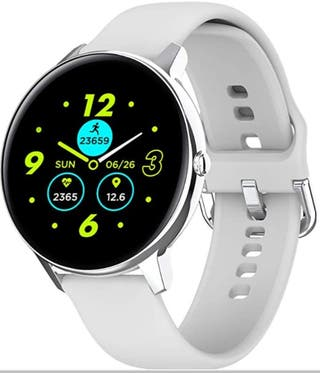 Phipuds Smartwatch, Reloj Inteligente Hombre Mujer