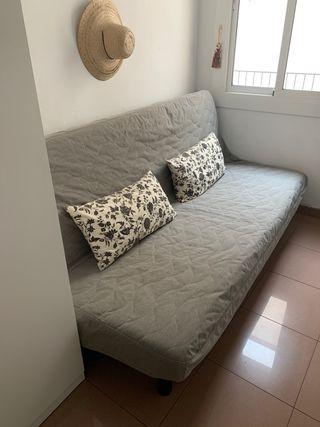 Sofa cama Nyhamn Ikea