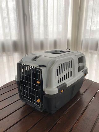 Transportin mediano mascotas perro gato