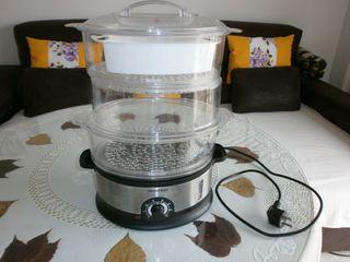 Cocedor Eléctrico al Vapor