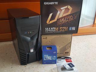 ORDENADOR GAMER NUEVO 16GB/M.2 500gb/GTX1050 2GB
