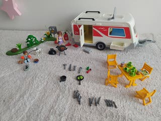 Playmobil Caravana 5434