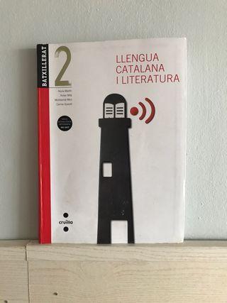 Llengua catalana i literatura batxillerat 2