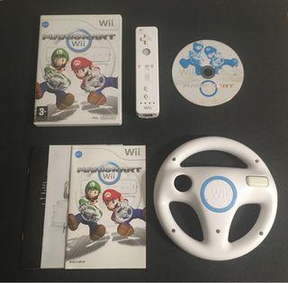 Lote Mario Kart Wii