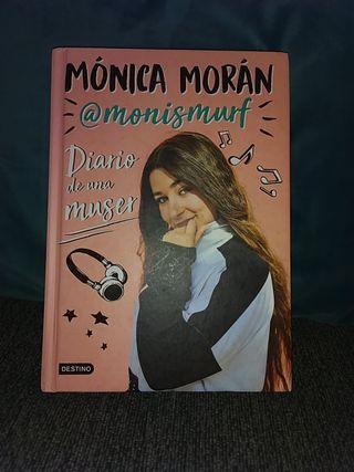 Libro del Mónica Morán