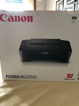 Fotocopiadora canon pixma,para recambios.