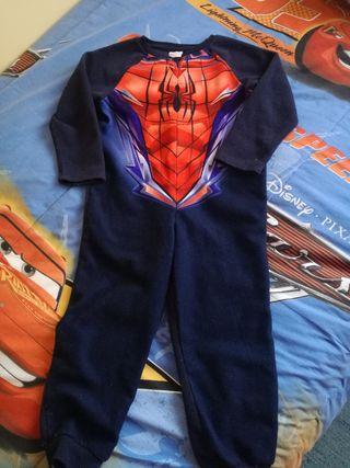 Traje / Pijama Spider-Man