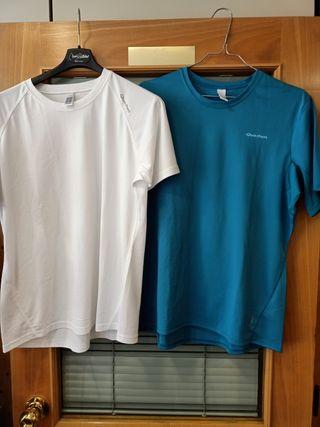 Camisetas de deporte