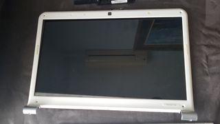 Pantalla teclado y bateria de Packard Bell Tj66