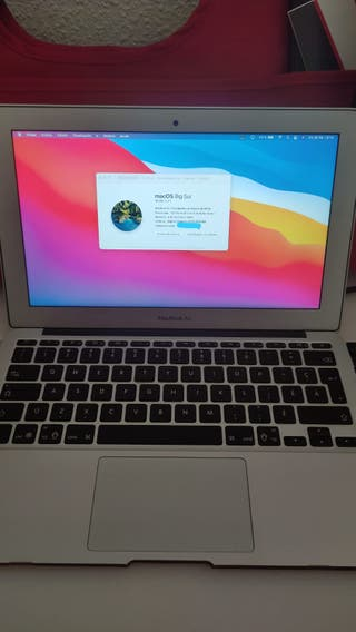 "MacBook Air 11"" Principios 2015"