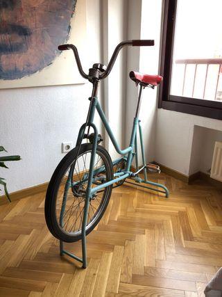 Bicicleta estática BH gacela vintage
