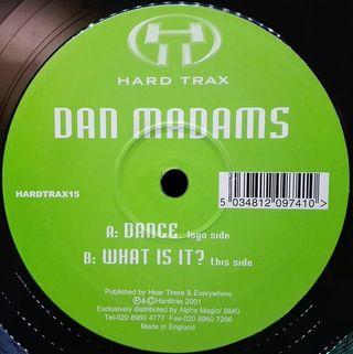 DAN MADAMS DANCE / WHAT IS IT?