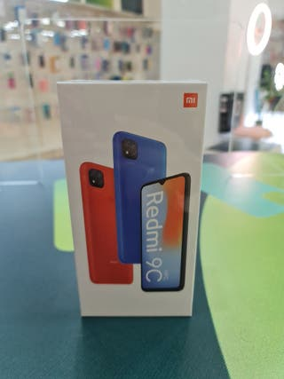 Xiaomi Redmi 9C NFC 32gb Gray OFERTA