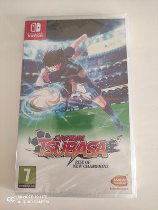 Capitán Tsubasa Nintendo Switch