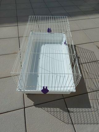 jaula conejo, cobaya de 100cm/55 cm