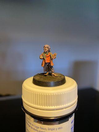 Bilbo warhammer esdla