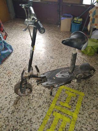 monopatin patinete para piezas
